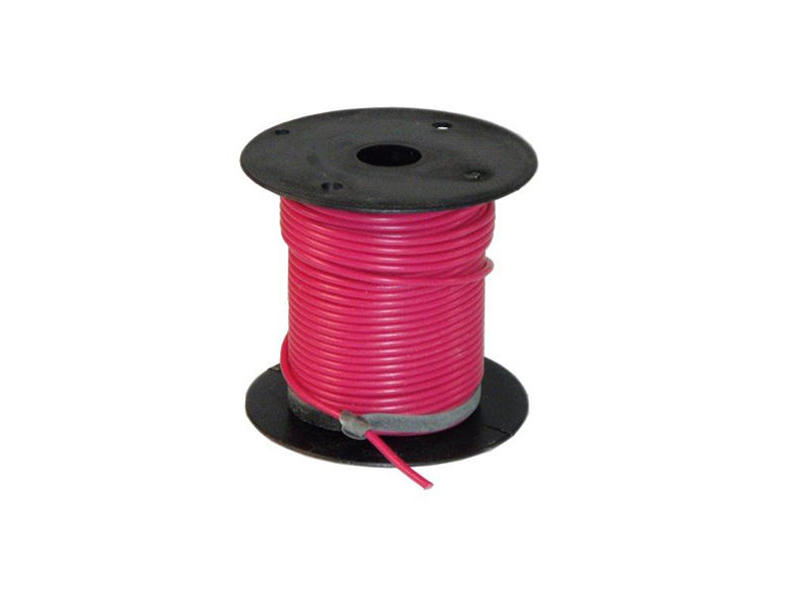 Primary Wire - Red - 100 Feet