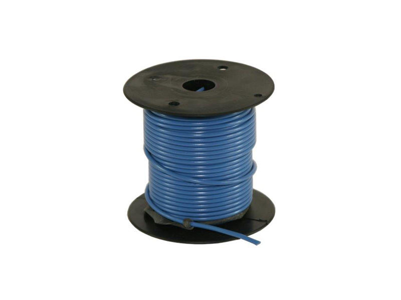 Primary Wire - Blue - 100 Feet