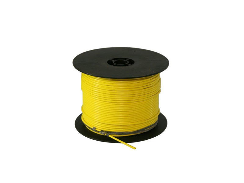Primary Wire - Yellow - 500 Feet