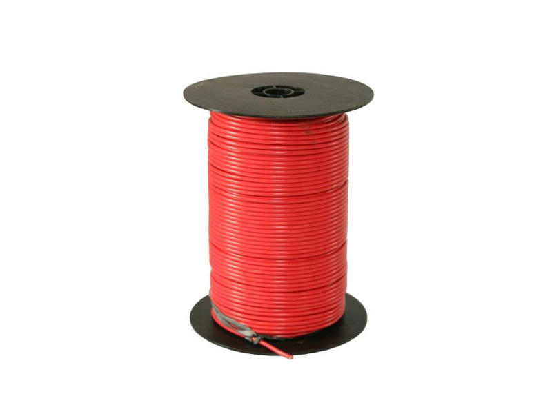 Primary Wire - Red - 500 Feet