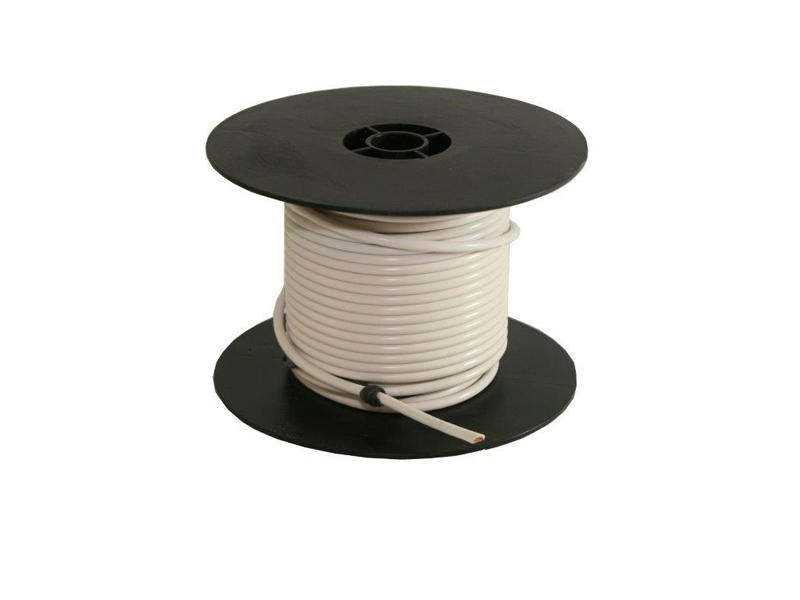 Primary Wire - White - 100 Feet