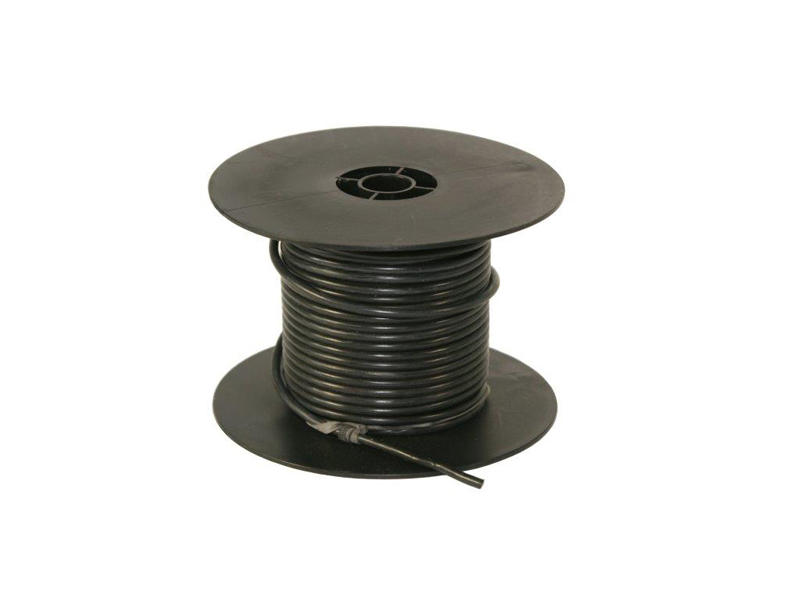 Primary Wire - Black - 100 Feet