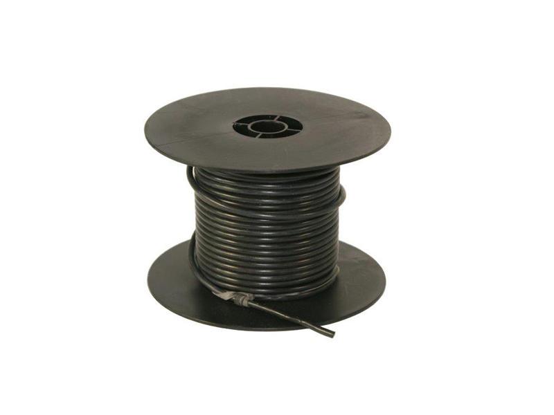 Primary Wire - Black - 100 Feet