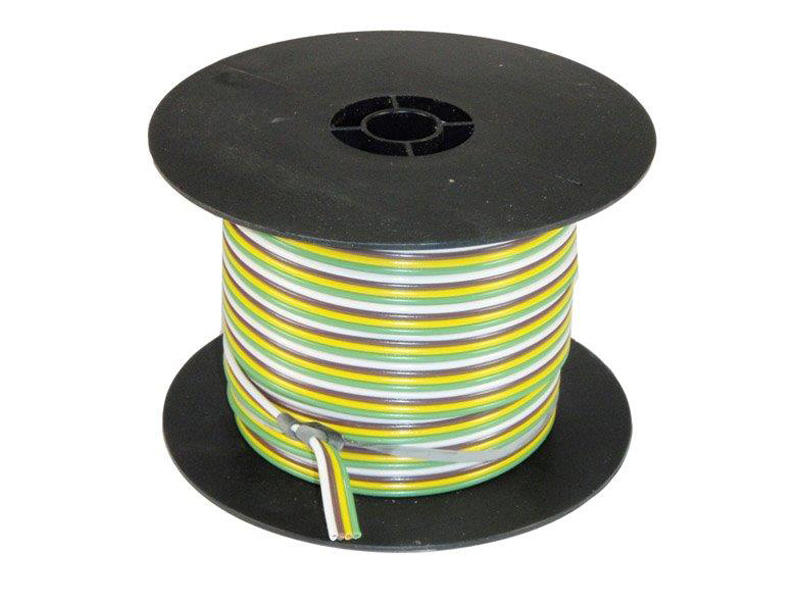 Parallel Wire - 4 Conductor