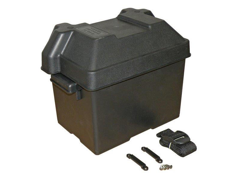 Group 24 Battery Box with Strap