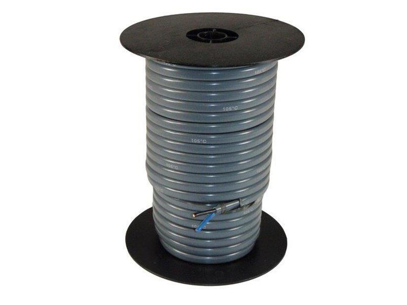 Primary Wire - Duplex Brake Cable - 100 Feet