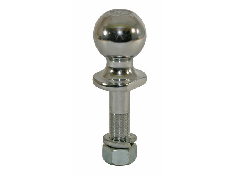 Class I-II Chrome Hitch Ball - 1 7/8 inch