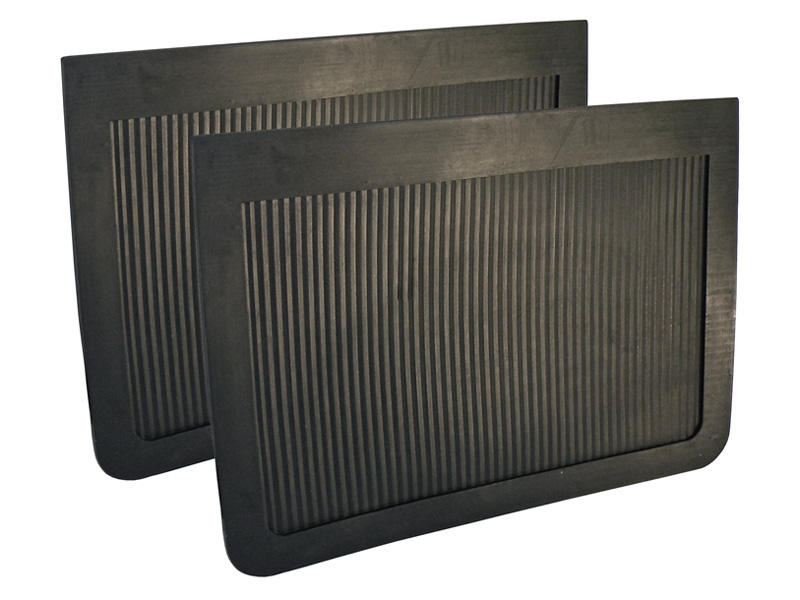 Universal Rubber Dually Mud Flaps