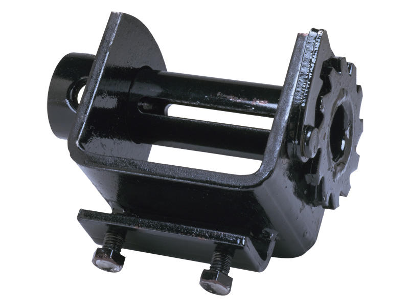 Low Profile Flatbed Winch