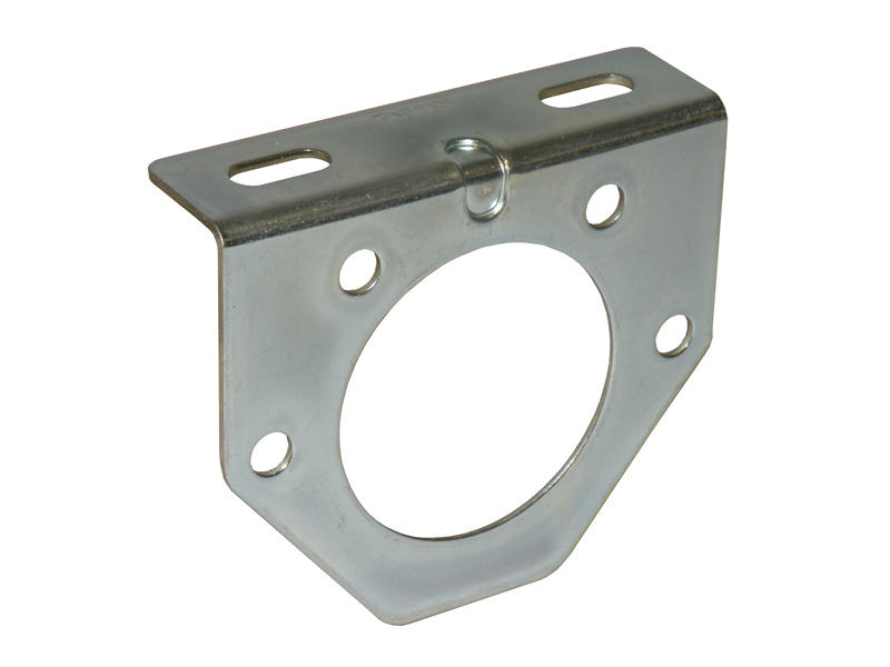 7-Way Socket Mounting Bracket