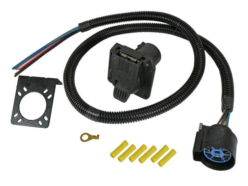 7-Way OEM Socket Installation Kit
