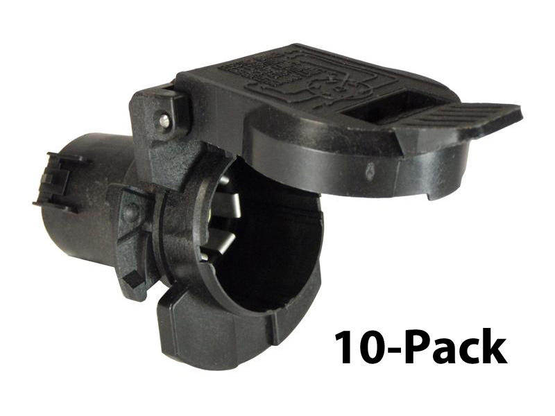 7-Way OEM Turn / Lock Socket - 10-Pack