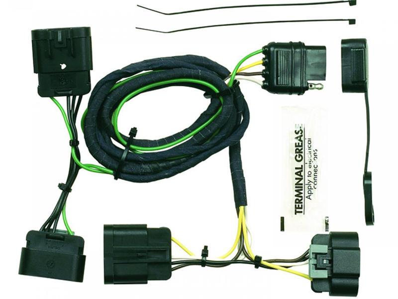 Hopkins Vehicle Wiring Harness