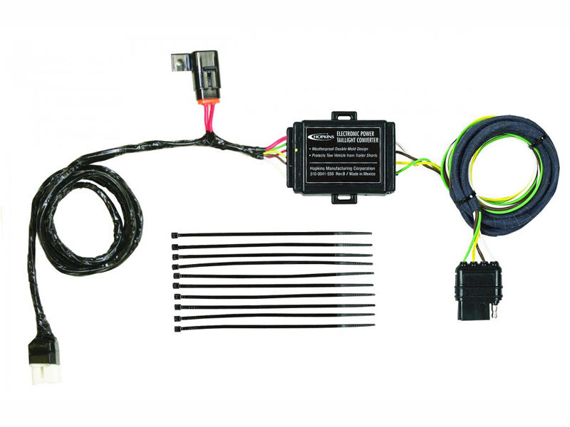 Strange Hopkins 11143885 Hopkins Vehicle Wiring Harness Wiring Cloud Rectuggs Outletorg