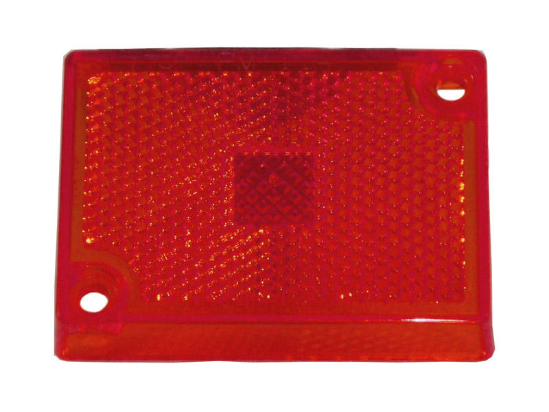 Trailer Side Marker Lens - Red