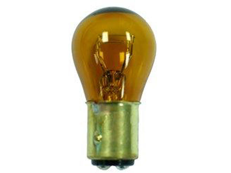 1157NA - Natural Amber Bulbs - 10-Pack