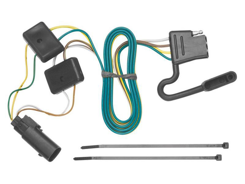 reese wiring harness solidfonts brake control harness ford land rover oem 78054 reese towpower