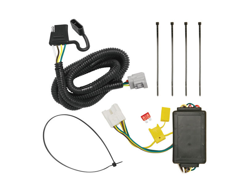 Tekonsha 118255 T-One Connector Wiring Light Kit