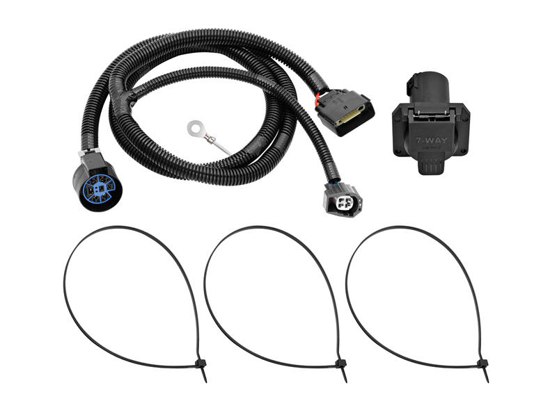 118243 Tow Ready Oem Package Wiring Harnes Super
