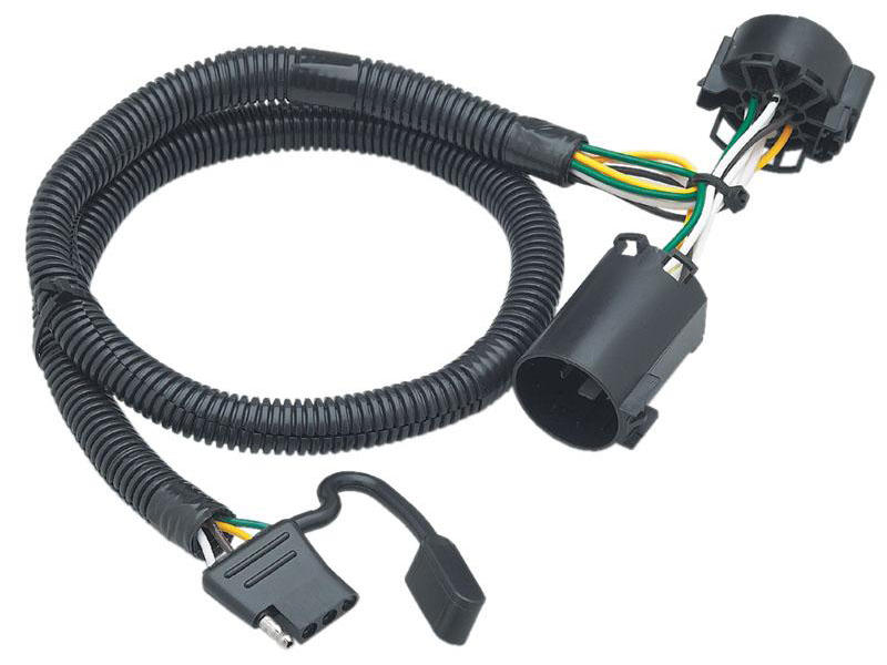 T-One Connector<br>(Requires Factory 7-Way Harness)