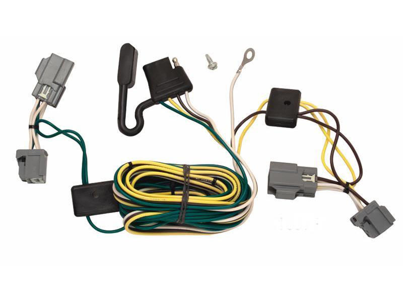 Tow Ready 118396 T-One Connector Wiring Light Kit