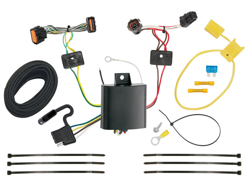 T-One Connector With Upgraded Circuit Protected HD Modulite Fits Select Kia Sportage