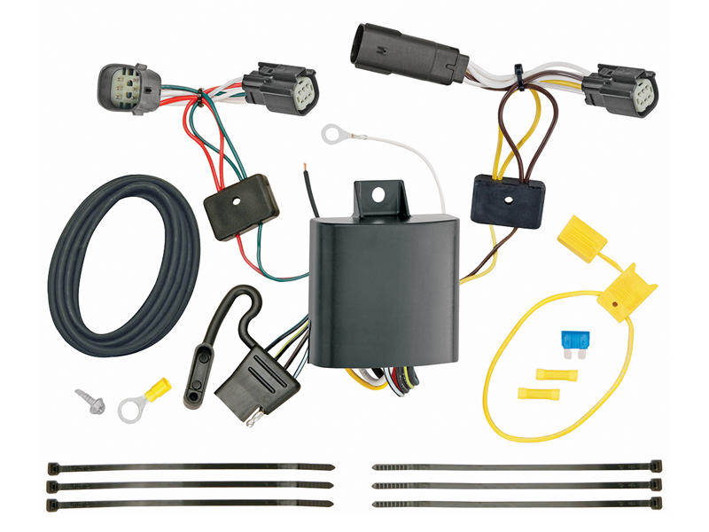 Select Chevrolet Trax (Escept LS) T-One Connector With Upgraded Circuit Protected HD Modulite