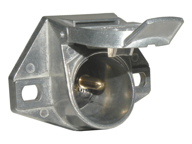 2-Pole Vehicle End Connector