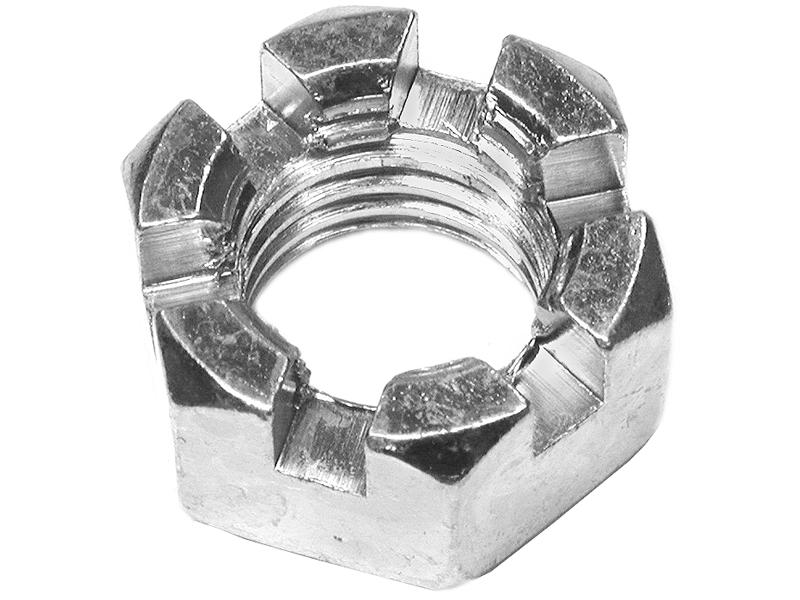 Slotted Hex Nut For Western Snow Plows