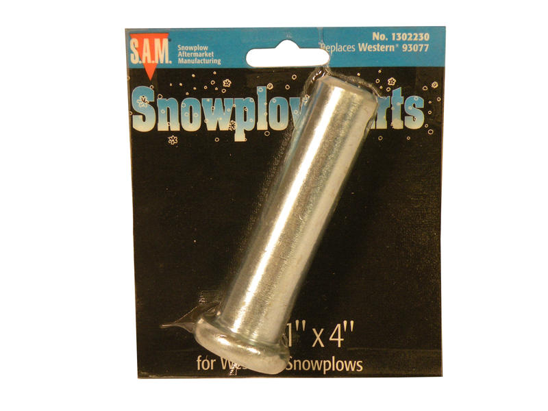 Rivet Pin For Western Snow Plows
