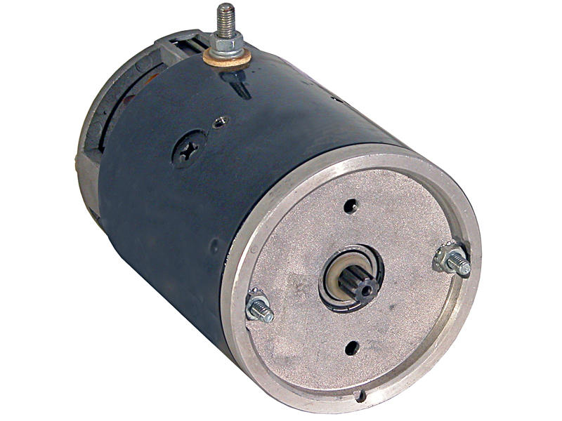 Replacement Sno-Way Motor - Spline Shaft Style