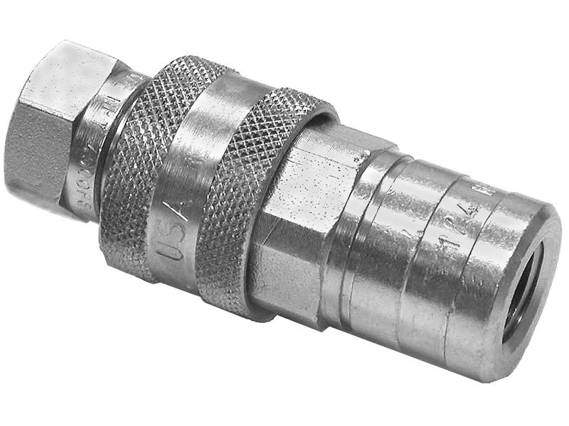 Plow Hose Quick Coupler