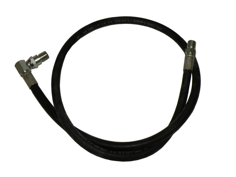 Hydraulic Hose with Swivel Connection