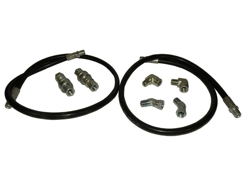 Angle Hose Kit For Western Snow Plows