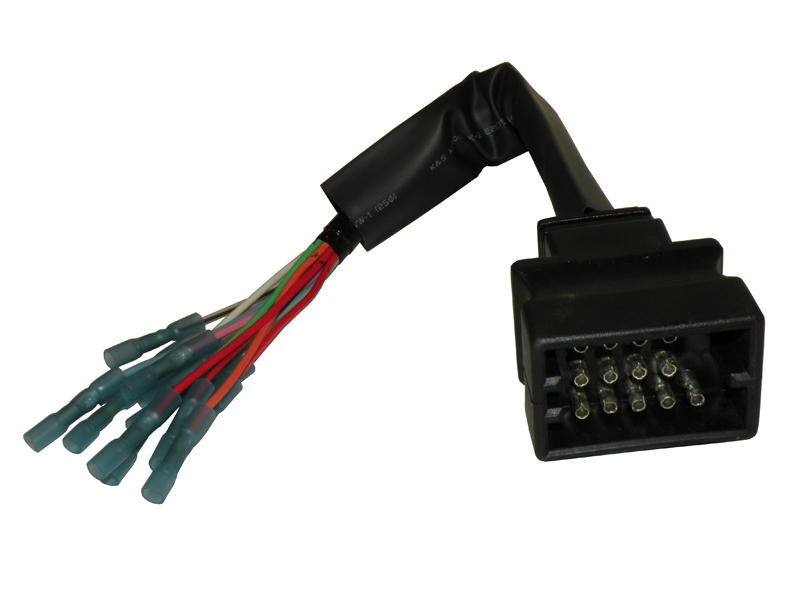 13-Pin Connector For Boss Snow Plows - Plow Side