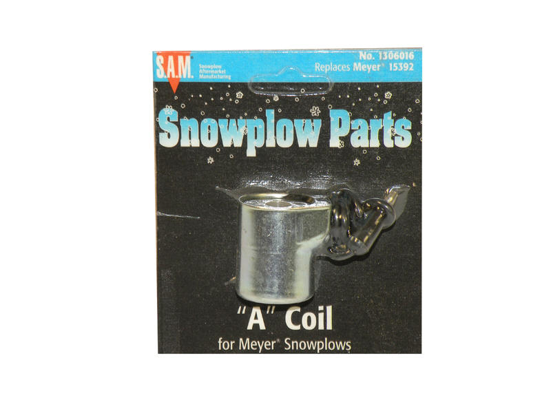 A Coil For Meyer Snow Plows - Black Wire