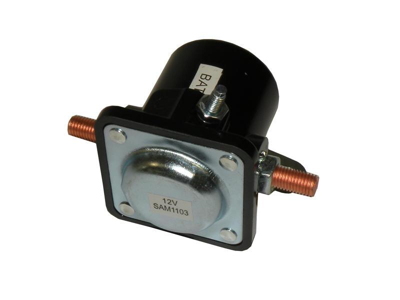 Motor Solenoid For Western® Snow Plows