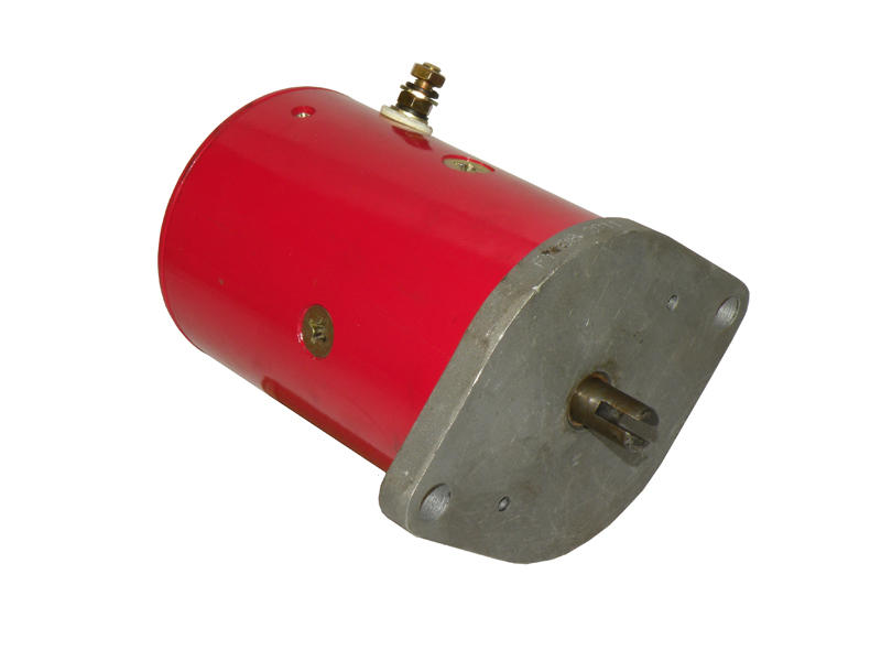"4-1/2"" Motor (Old Style) For Western Snow Plows"