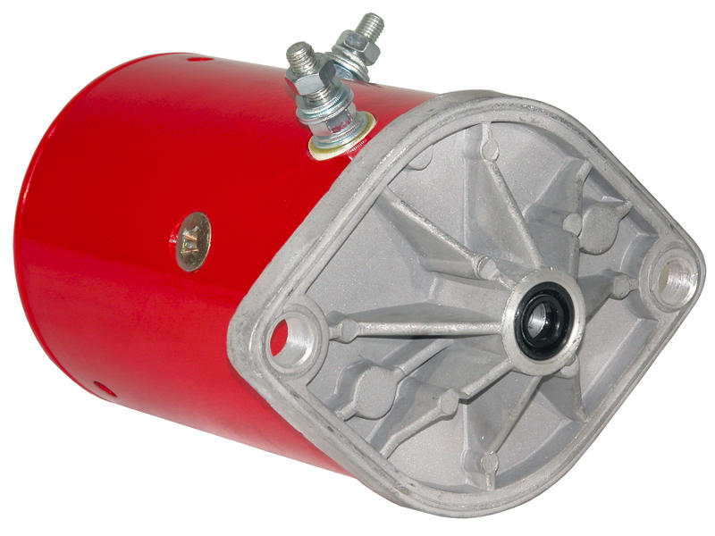 "Replacement 4-1/2"" (New Style) Motor For Western Snow Plows"