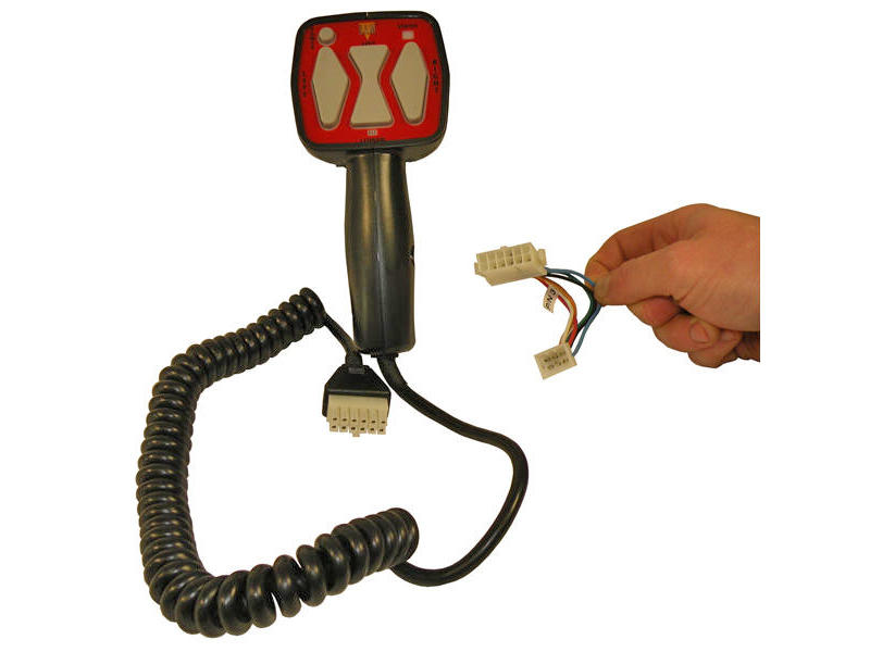 Hand Controller For Western® Straight Blade Snow Plows