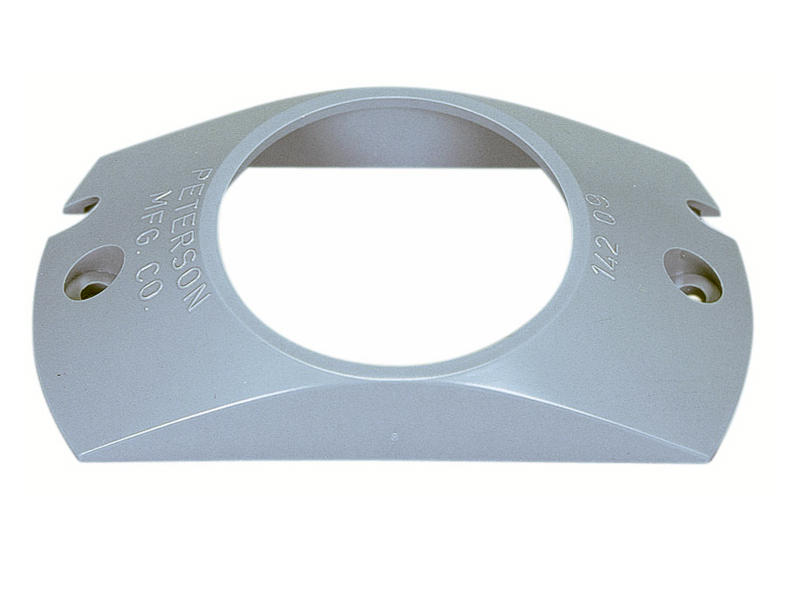 2-1/2 inch Marker Light Surface Mount Adapter