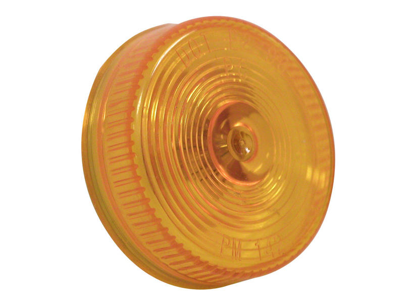 2-1/2 inch Clearance and Side Marker Light