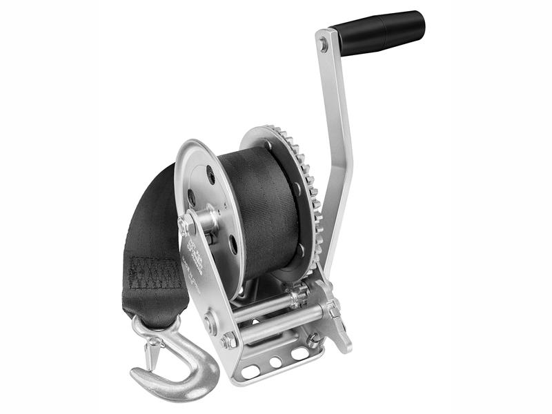 Fulton 1,500 lb. Winch with 20 Ft. Strap