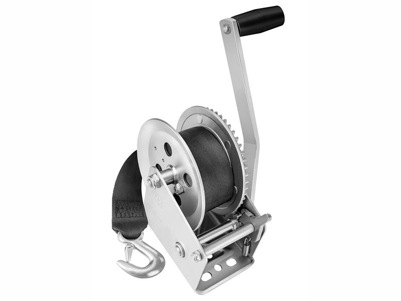 Fulton 1,800 lb. Winch with 20 Ft. Strap