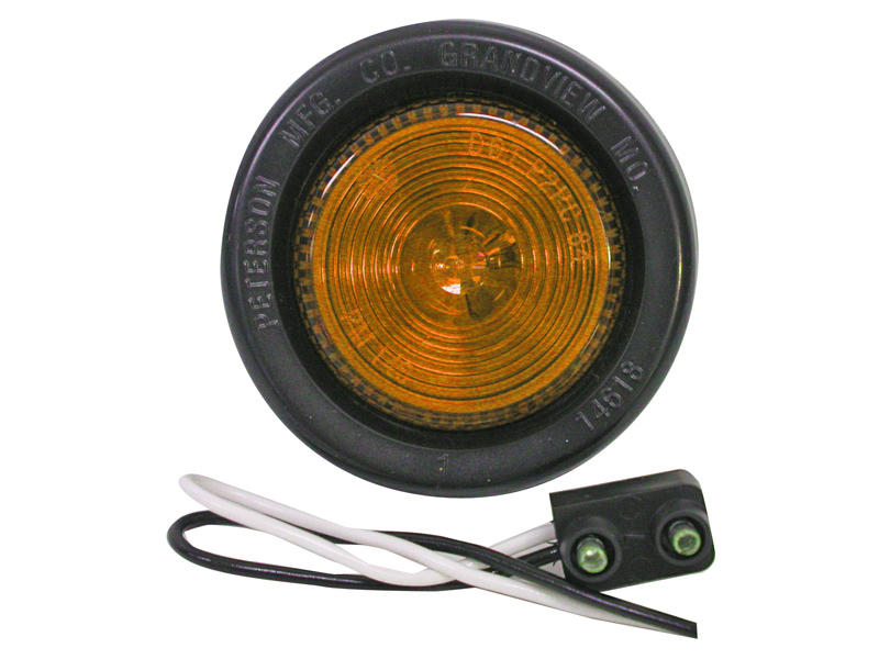 2 inch Clearance and Side Marker Light Kit - 10-Pack