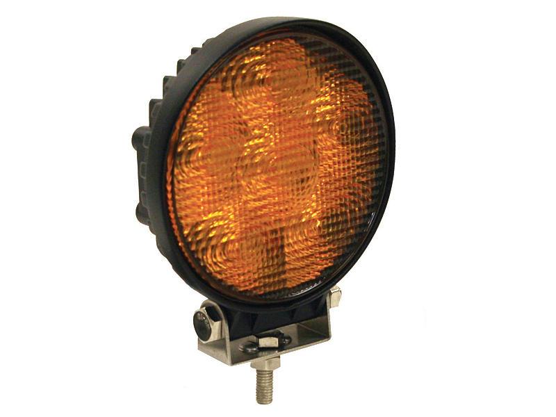 L.E.D Utility Light - Amber Lens