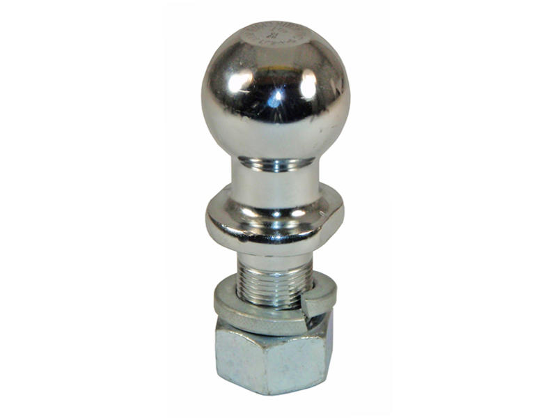 Class III-IV Chrome Hitch Ball - 1 7/8 inch