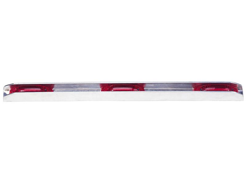 3-Light L.E.D Identification Bar - Red