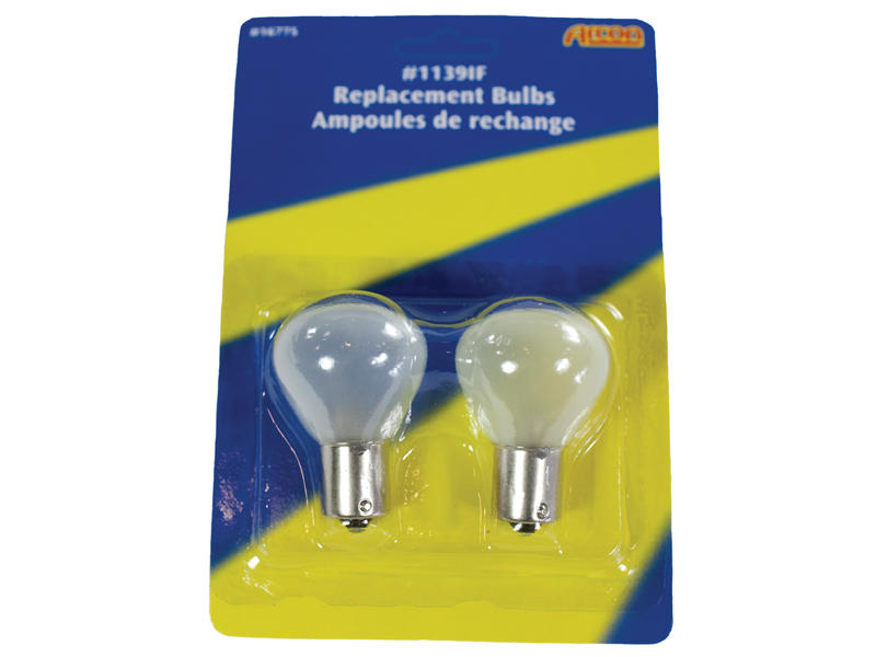 #1139-IF Incandescent Bulbs - 2-Pack