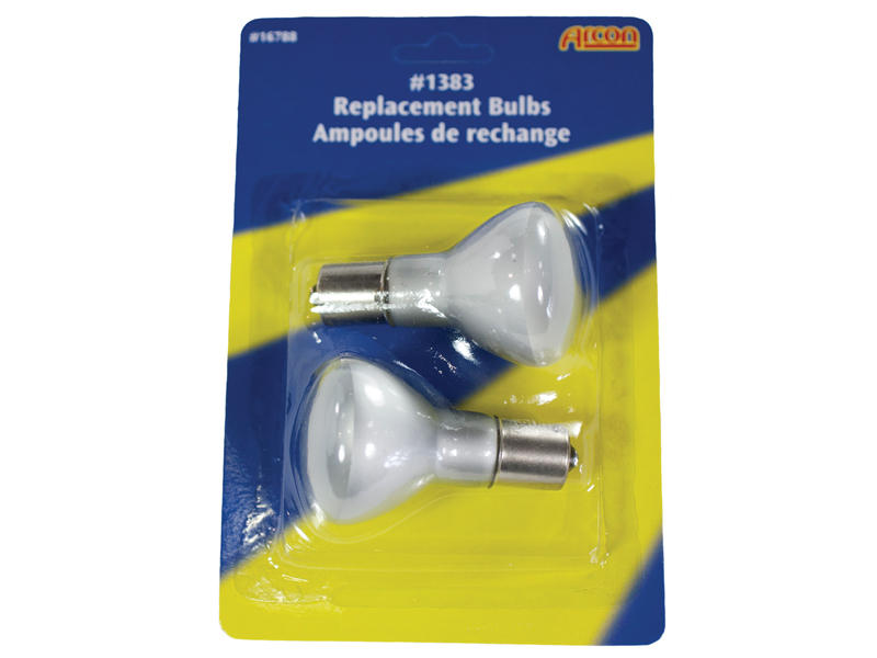 #1383 Incandescent Bulbs - 2-Pack